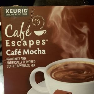 Kuerig Cafe escapes Cafe Mocha